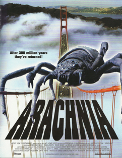 Arachnia Movie