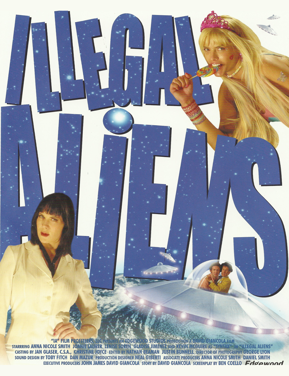 Illegal Aliens Movie