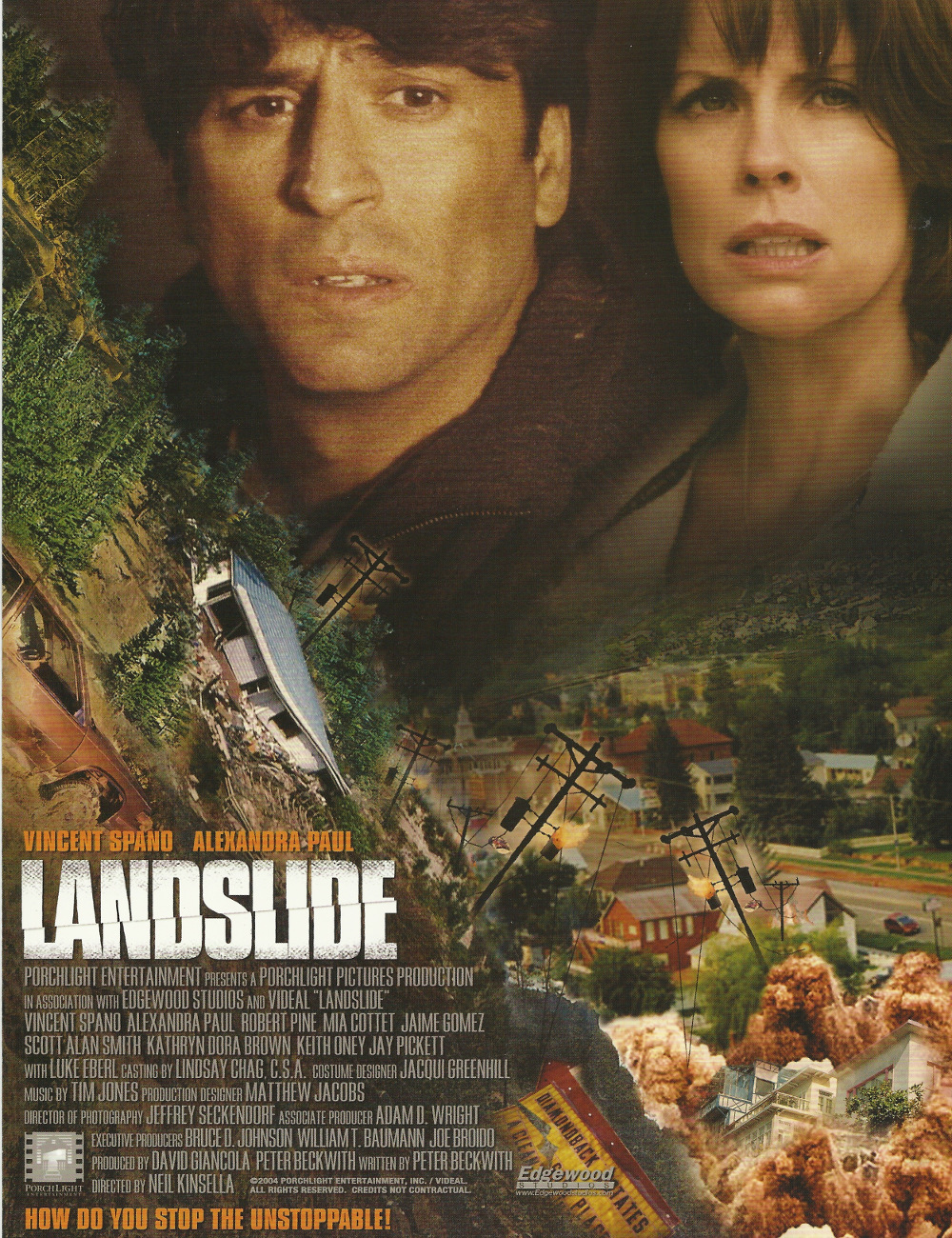 Landslide Movie