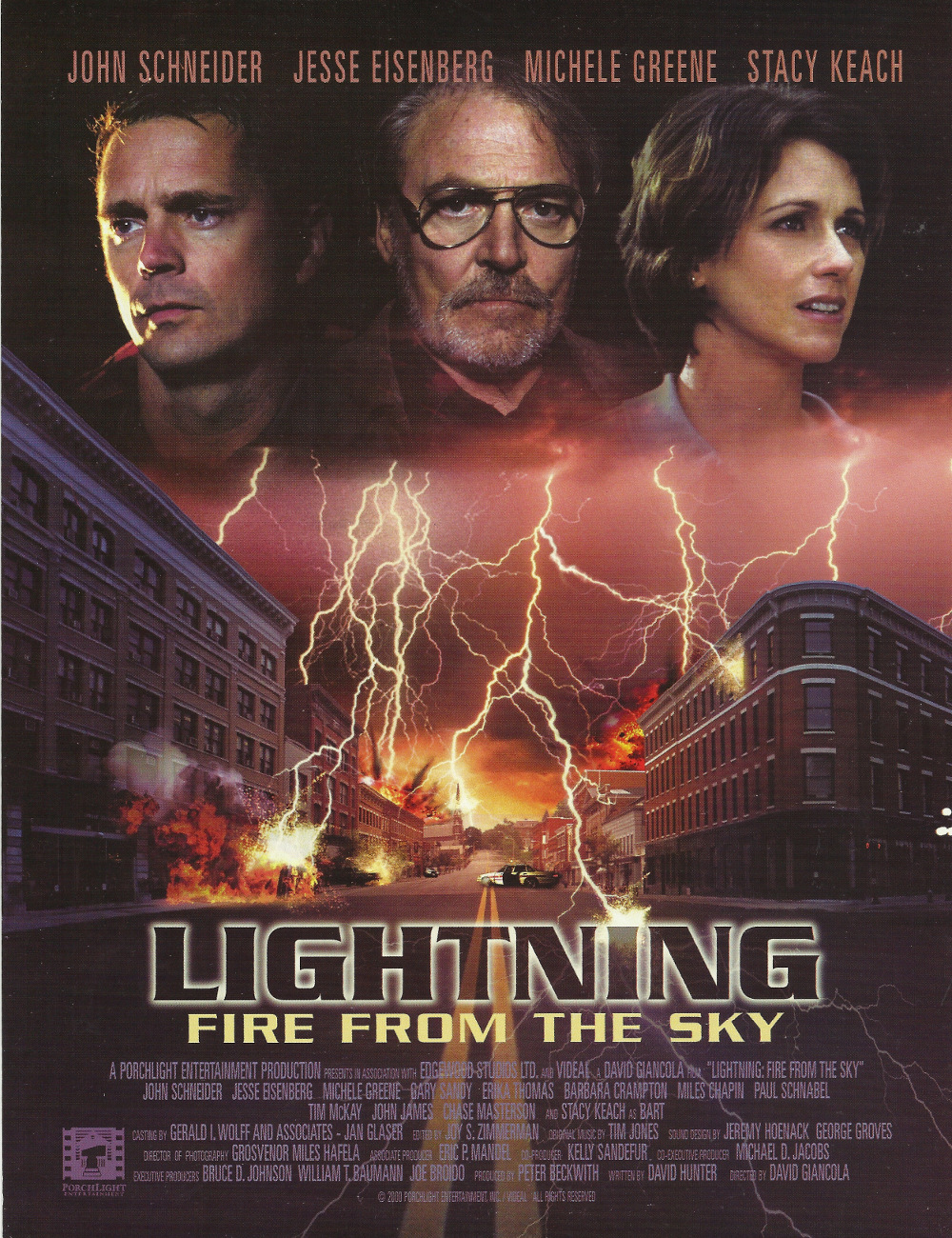 Lightning Fire From The Sky Movie