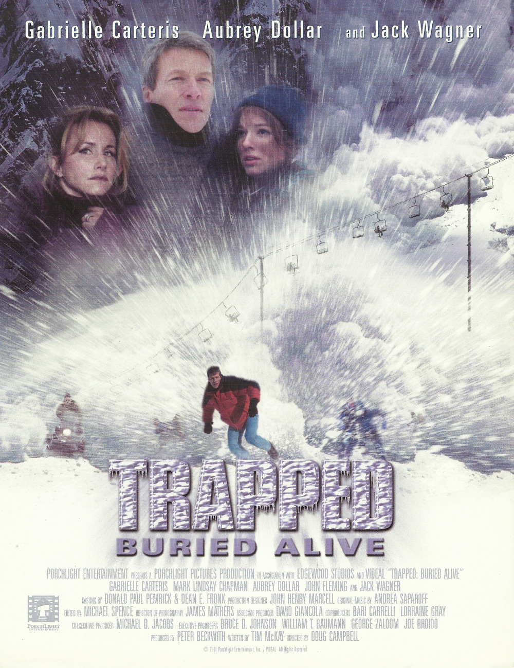 Trapped Buried Alive Movie