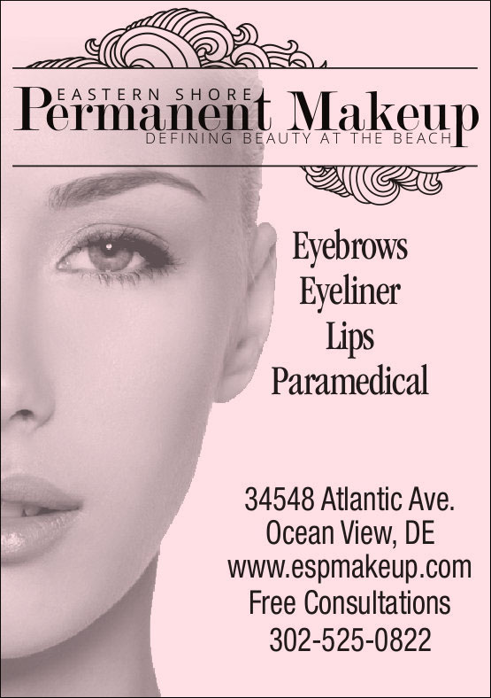 Eastern Shore Makeup – Defining Beauty at the Beach