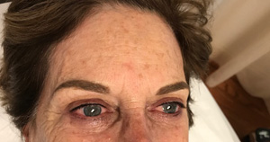 Brows Enhanced Permanent Makeup