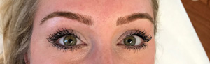 Permanent Shaded Eyebrows Makeup